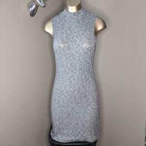 Garage Sleeveless Grey Dress